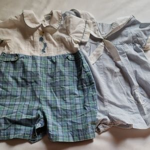 2 outfits 12months
